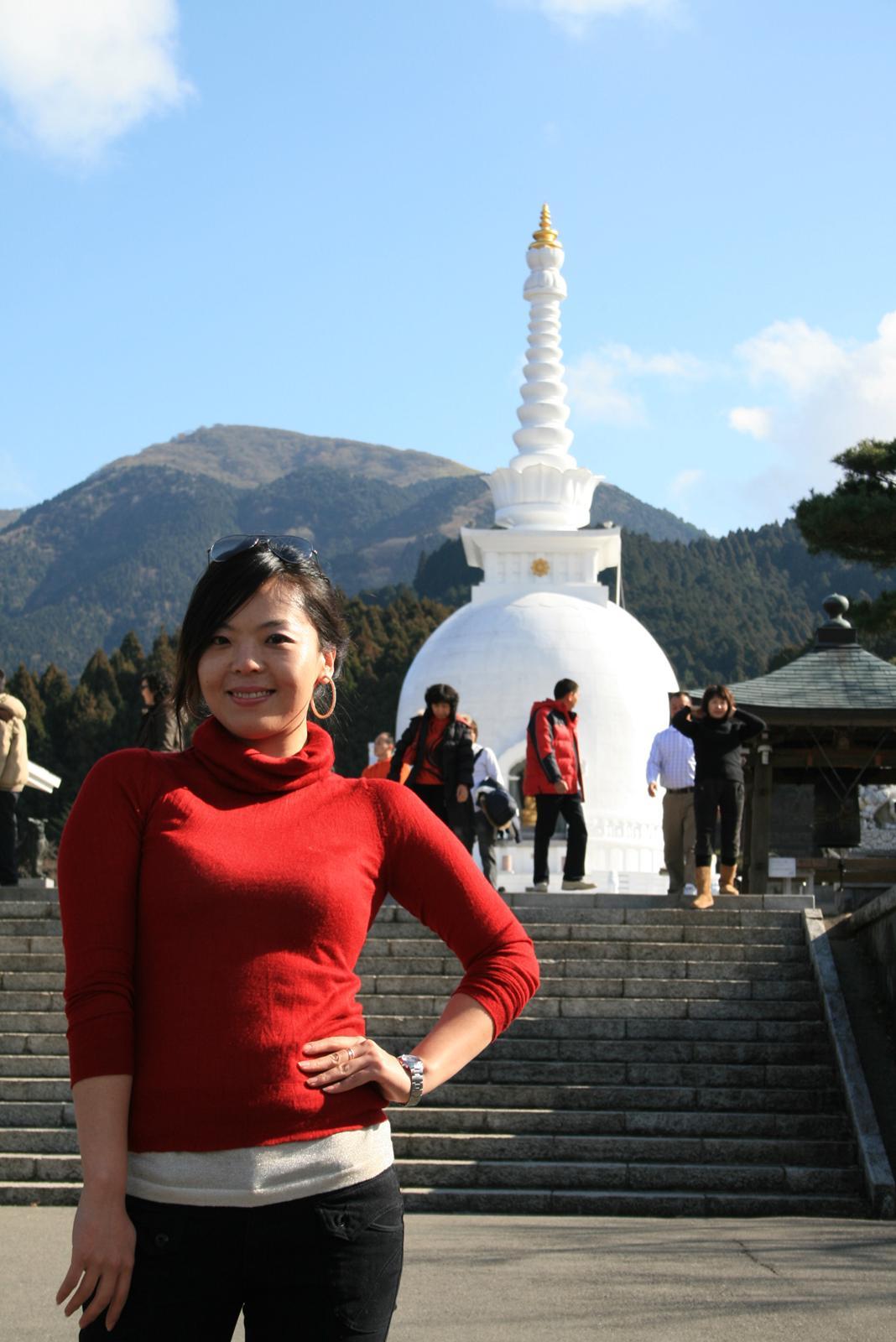 杭州白塔公园游记